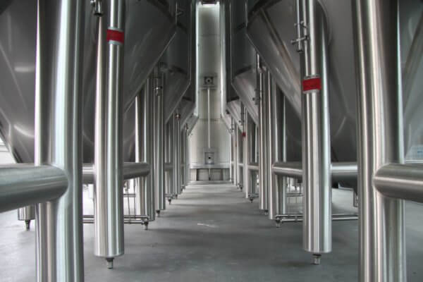 Biertanks van Gpi tanks