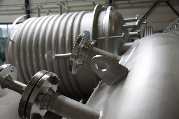 Pressure vessels | Stainless Steel | Gpi
