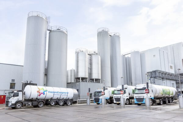 Stainless storage tanks_FrieslandCampina