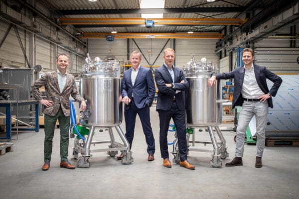 Gpi Pharma: New Gpi Group business unit specialising in production of pharmaceutical tanks